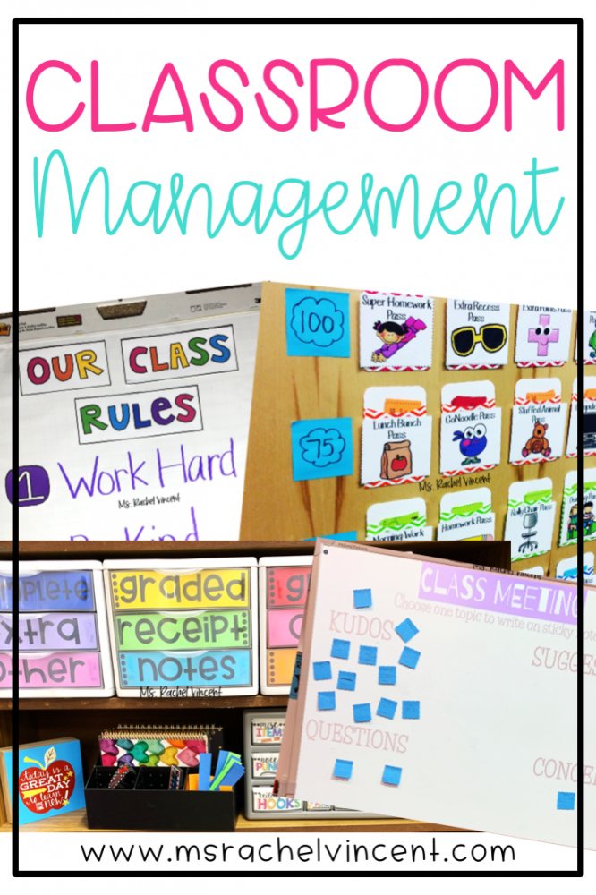 classroom-management-for-elementary-teachers-Pinterest