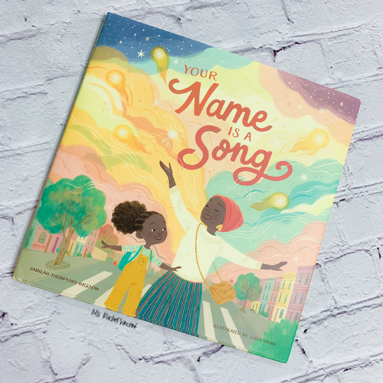 Back to School Read Alouds Your Name is a Song