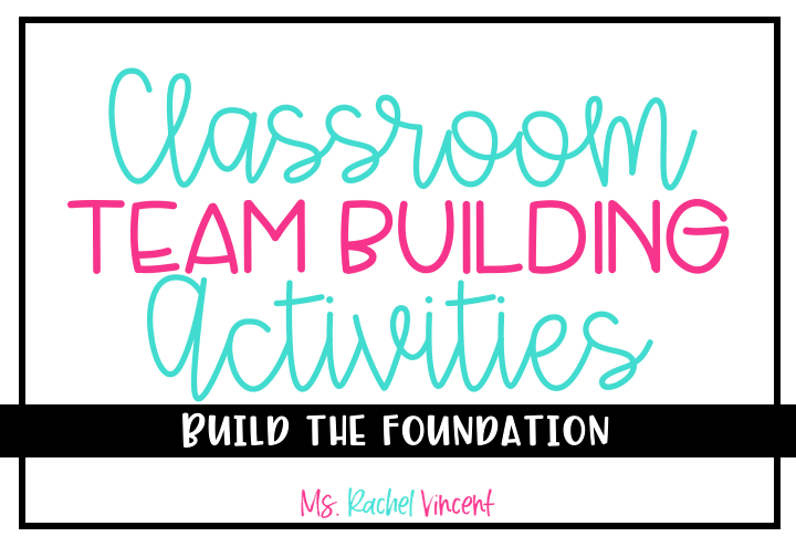 classroom team building activities title